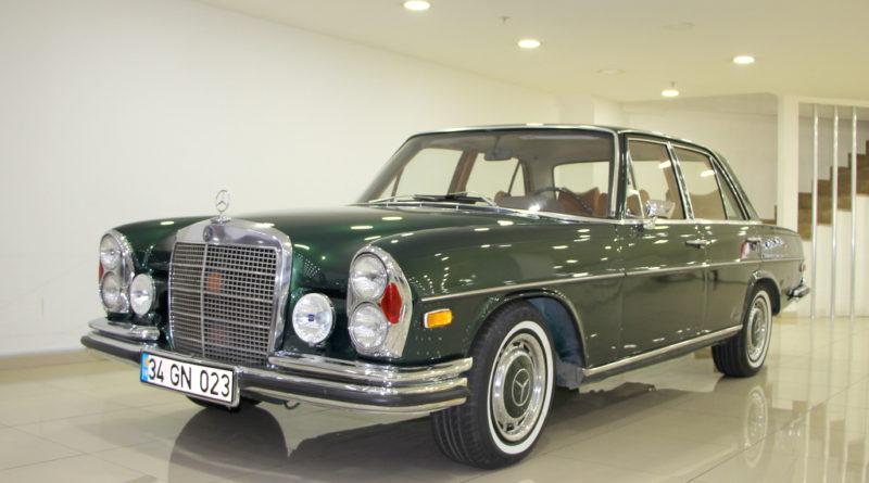 Satılık 1969 Mercedes-Benz 280S W108