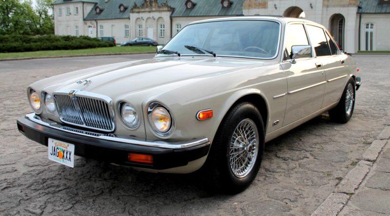 16 Binde! 1986 Jaguar XJ6 Seri III Amerikan Versiyon *Satılık