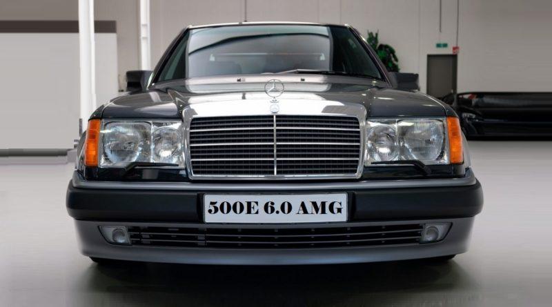 Satılık Mercedes-Benz 500E 6.0 AMG W124 381 Hp.