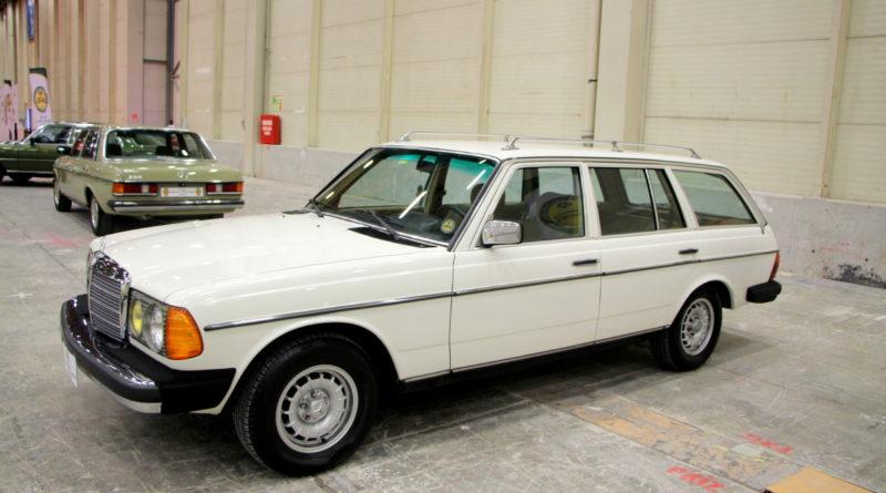 Satılık 1984 S123 Mercedes-Benz SW 200T