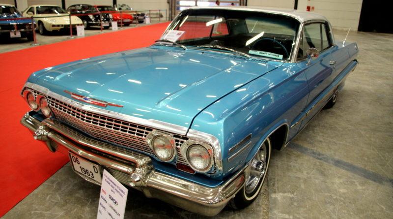 Kayseri'den Satılık Chevrolet İmpala SS Coupe